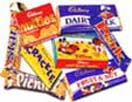 Congratulation gifts with Assorted Cadbury Chocolates 139Gms to Chennai Delivery